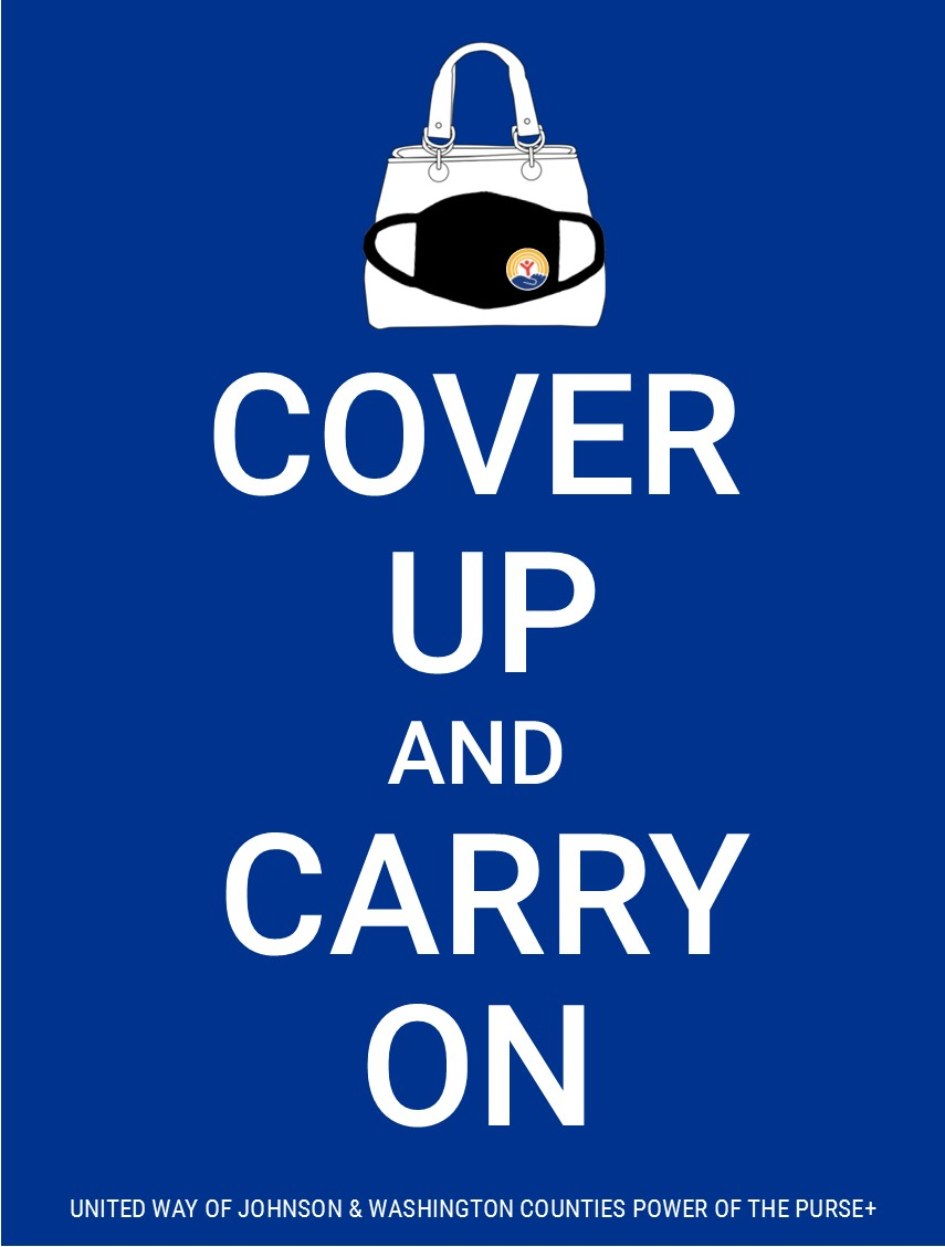 cover up and carry on