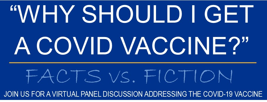 uwjwc why should I get a covid vaccine?